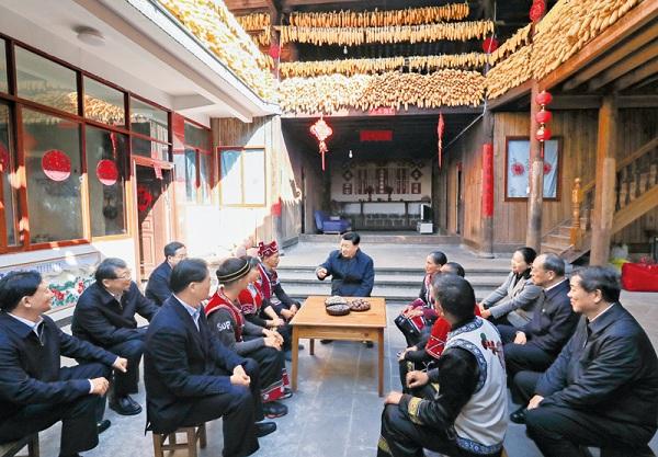 《求是》杂志发表习近平总书记重要文章《在河北省阜平县考察扶贫开发工作时的讲