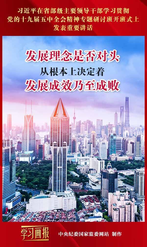 学习画报丨确保全面建设社会主义现代化国家开好局