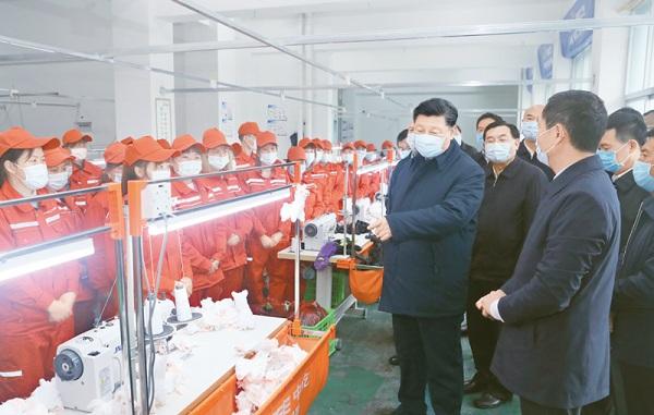 《求是》杂志发表习近平总书记重要文章 《在河北省阜平县考察扶贫开发工作时的讲话》